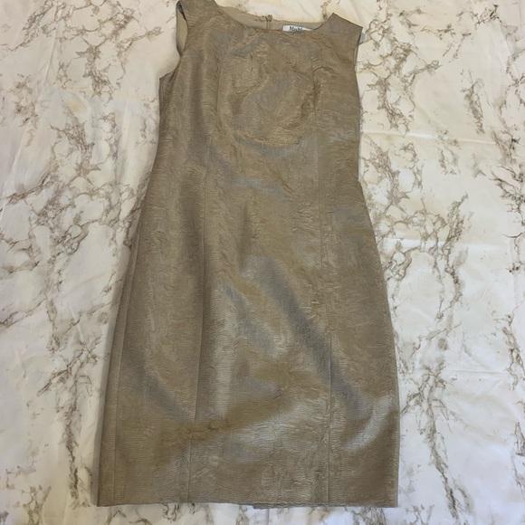 MaxMara Dresses & Skirts - Max Mara Grey Texture Shift Cocktail Dress